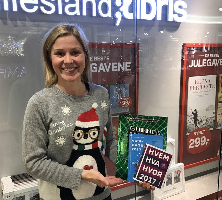 Snart jul i bokhandelen