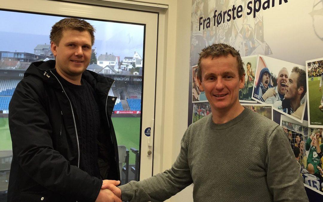 Hillesland AS forlenger samarbeidet med FK Haugesund